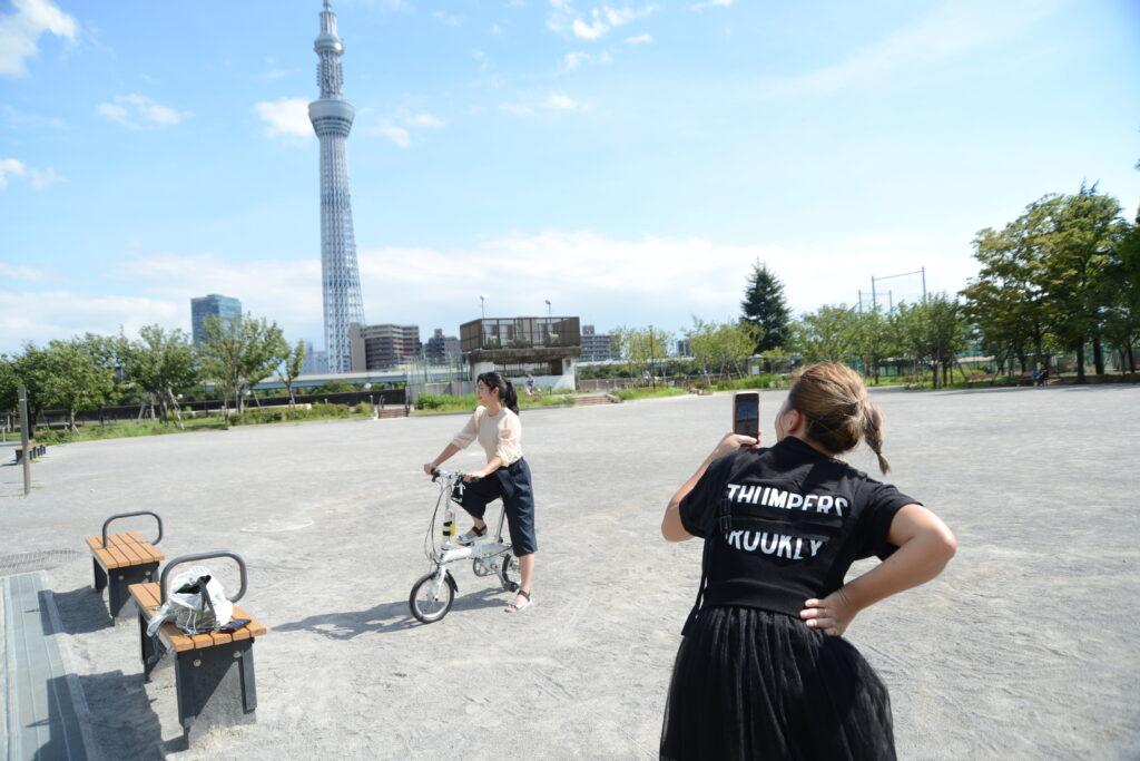 自転車 サイクリング 街歩き 散策 東京のツアー プライベートツアー 東京 下町 日帰り 散歩 ガイド アウトドア 魅力いっぱい 江戸散歩 歴史 毎日 歴史街道 江戸 江戸っ子 商店街 路地裏 東京スカイツリー
