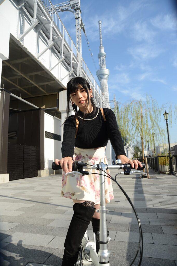 自転車 裏路地 Tokyo Backstreets Bike Tour ツアー サイクリング 東京 下町 江戸 町歩き クルーズ 東京ミズマチ