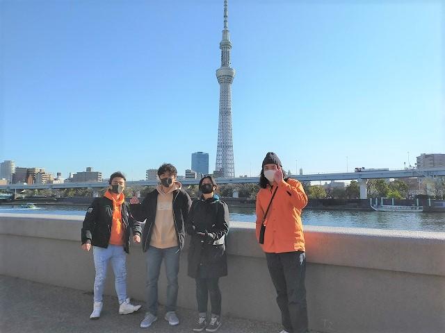 自転車 裏路地 Tokyo Backstreets Bike Tour ツアー サイクリング ポタリング 東京 下町 江戸 町歩き クルーズ 浅草 東京スカイツリー 下町ウォーキング