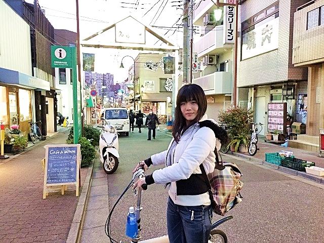 自転車 裏路地 Tokyo Backstreets Bike Tour ツアー サイクリング ポタリング 東京 下町 江戸 町歩き クルーズ ブロンプトン Brompton 猫 ネコ ねこ 浅草 谷中