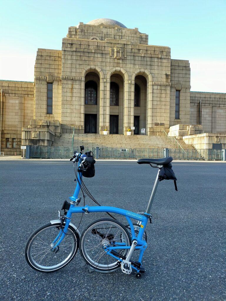 自転車 裏路地 Tokyo Backstreets Bike Tour ツアー サイクリング ポタリング 東京 下町 江戸 町歩き クルーズ ブロンプトン Brompton レンタサイクル 浅草  神宮外苑