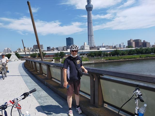 自転車 裏路地 Tokyo Backstreets Bike Tour ツアー サイクリング ポタリング 東京 下町 江戸 町歩き クルーズ ブロンプトン 東京スカイツリー Brompton レンタサイクル 浅草 谷中
