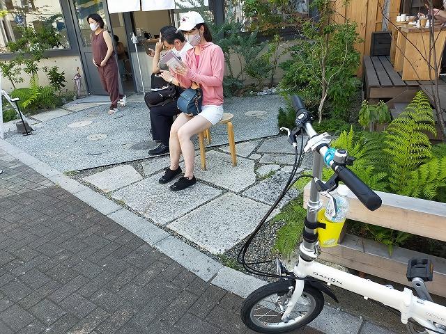 自転車 裏路地 Tokyo Backstreets Bike Tour ツアー サイクリング ポタリング 東京 下町 江戸 町歩き クルーズ ブロンプトン Brompton レンタサイクル 浅草 かき氷