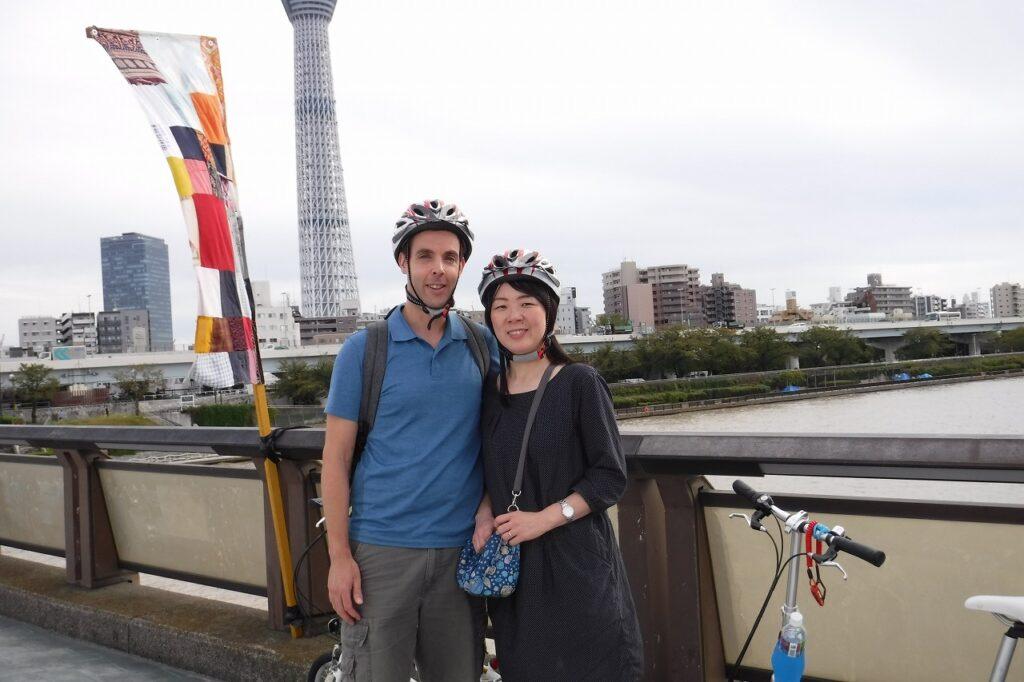 自転車 裏路地 Tokyo Backstreets Bike Tour ツアー サイクリング ポタリング 東京 下町 江戸 町歩き クルーズ ブロンプトン Brompton レンタサイクル 浅草 クルーズ プライベートツアー